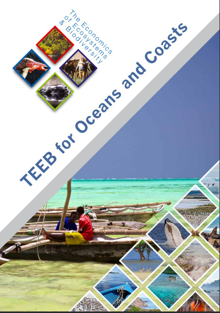 TEEB for Oceans and Coasts cover